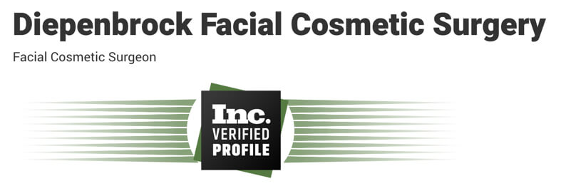 INC Verified Profile Diepenbrock Facial Cosmetic Surgery